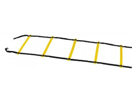 Tréninkový žebřík Select Agility ladder žlutá