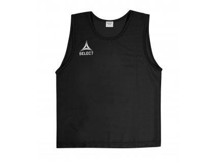 Rozlišovací triko Select Bibs Super černá