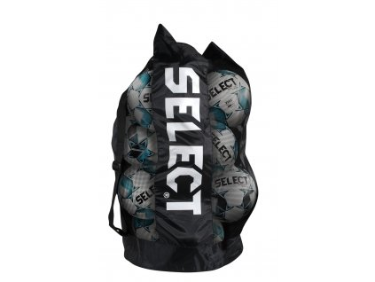 Pytel na fotbalové míče Select Football bag Select 10-12 balls černá