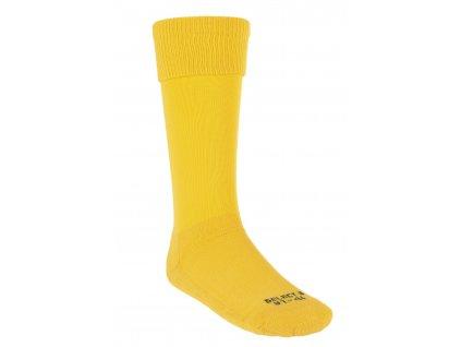 Fotbalové ponožky Select Football socks žlutá