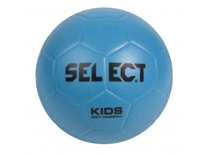 Házenkářský míč Select HB Soft Kids modrá