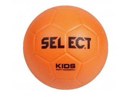 Házenkářský míč Select HB Soft Kids oranžová
