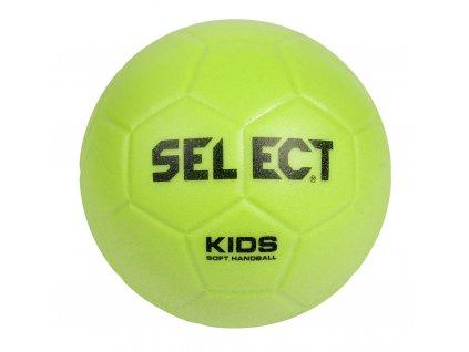 Házenkářský míč Select HB Soft Kids zelená