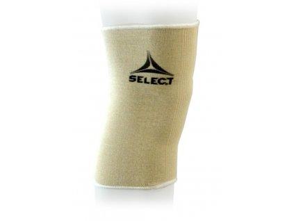 Bandáž kolene Select Knee support w/o felt béžová