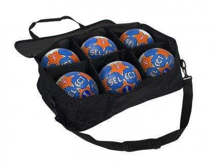 Sportovní taška Select Match ball bag černá