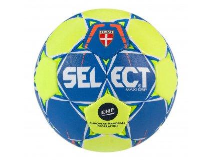 Házenkářský míč Select HB Maxi Grip modro žlutá