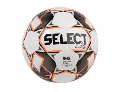 Futsalový míč Select FB Futsal Master bílo oranžová