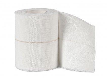 Tejpovací páska Select Stretch Soft bílá 5 cm