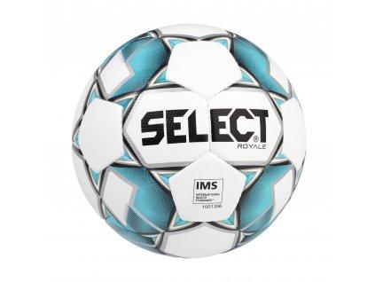 Fotbalový míč Select FB Royale bílo modrá