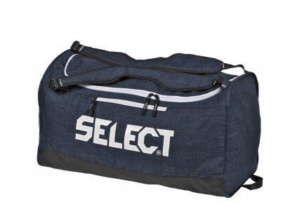 Sportovní taška Select Sportsbag Lazio Medium tmavě modrá