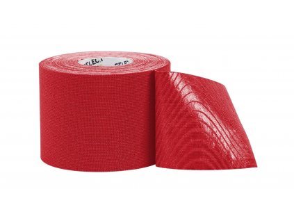 Tejpovací páska Select K-tape červená