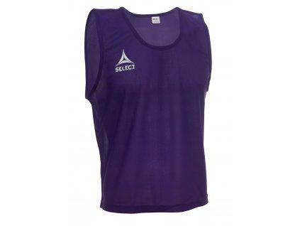 Rozlišovací triko Select Bib Basic fialová