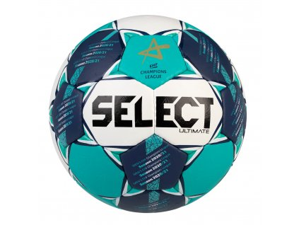 Házenkářský míč Select HB Ultimate CL Men bílo zelená