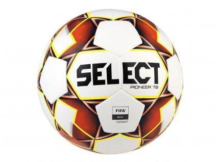 Fotbalový míč Select FB Pioneer TB bílo oranžová