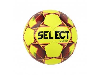 Futsalový míč Select FB Futsal Talento 11 žluto červená