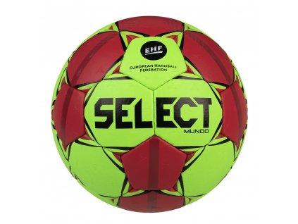 Házenkářský míč Select HB Mundo zeleno červená