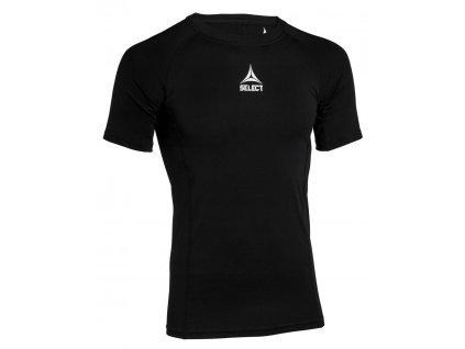 Kompresní triko Select Shirt S/S Baselayer černá