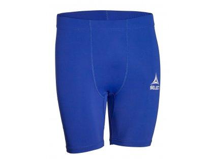 Kompresní šortky Select Tights short Baselayer modrá