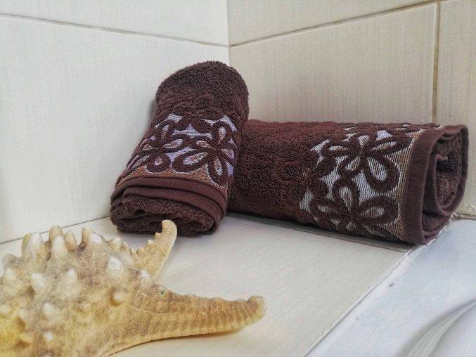 Sada Froté osušky a ručníků
