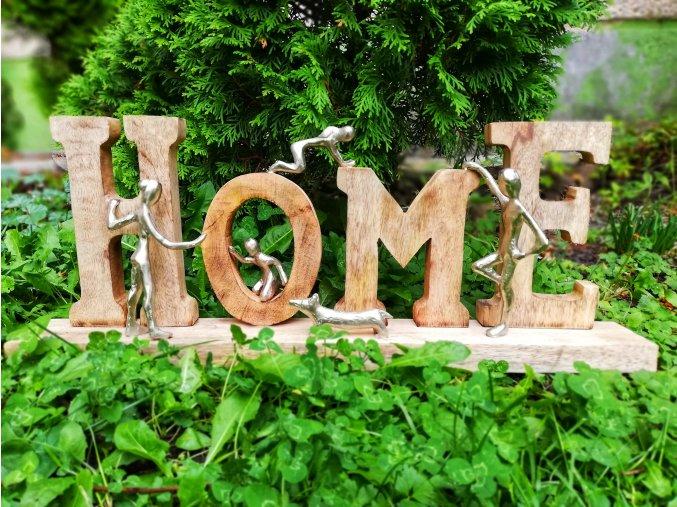 Stolní dekorace HOME