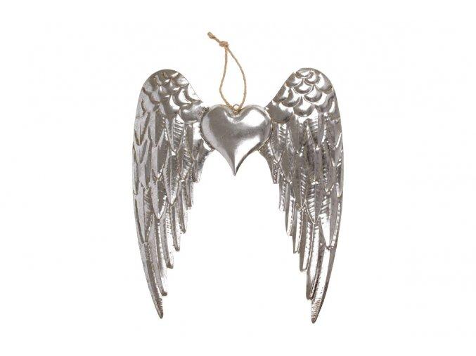 Andělská křídla lásky