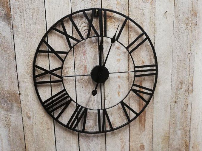 Vintage velké nástěnné hodiny