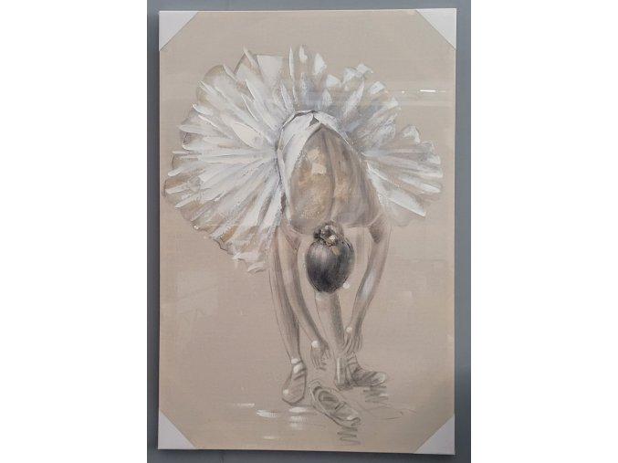 Tančící baletka