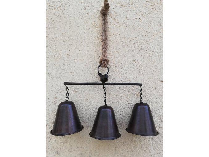 Kovové bijící zvonky