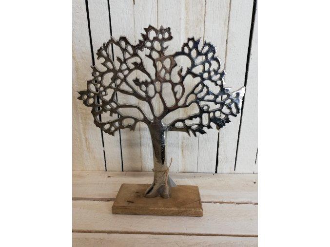 Strom života na mangovém dřevě velký