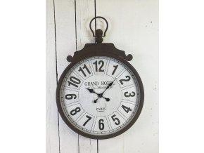 Velké retro hodiny