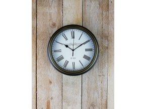Nástěnné retro hodiny