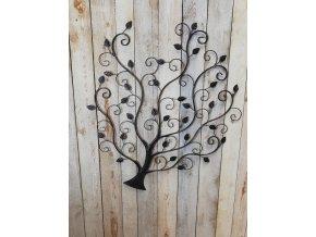 Dekorační strom života s lístky