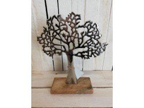 Strom života na mangovém dřevě malý