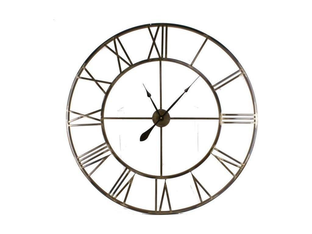 Nástěnné hodiny průměr 100 cm