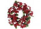 Vánoční věnce a věnečky