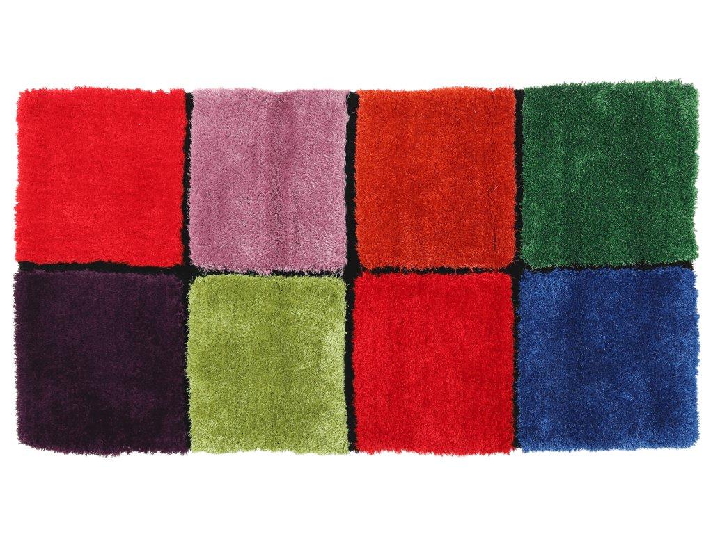 Koberec, mix barev, 80x150, LUDVIG TYP 4