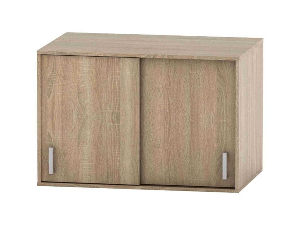 Nástavec na skříň, dub sonoma, BETTY 4 BE04-005-00