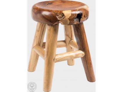 Stolička z masivu Casia