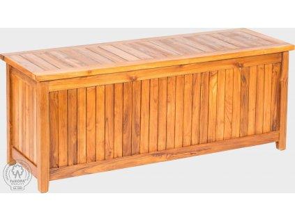 Venkovní dřevěná truhla Cristina