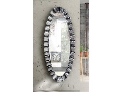Zrcadlo vysoké ovál