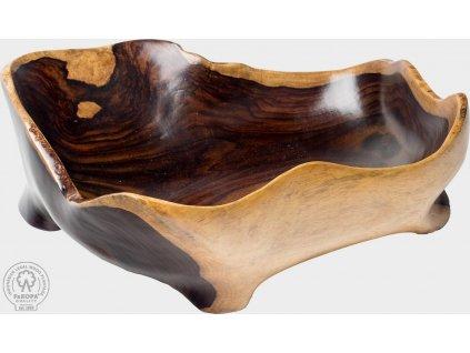 Dřevěná originální miska Paulina