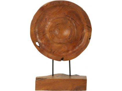 Kruh dřevo  45cm