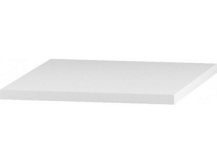 PD do koupelen 40x50 cm bílá lesk
