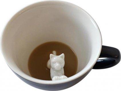 Hrnek KOČKA - protahující se, 325 ml - Creature Cups