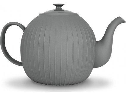 Porcelánová konvice, šedá - WD Lifestyle