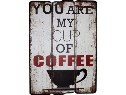 Dřevěný obraz coffee 93335