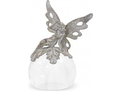 Dekorace s andělem 119404