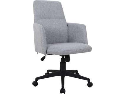 Kancelářské křeslo, šedá / černá, ILIAS