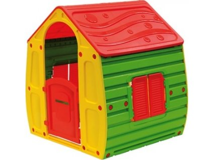 STARPLAST Magical House RED
