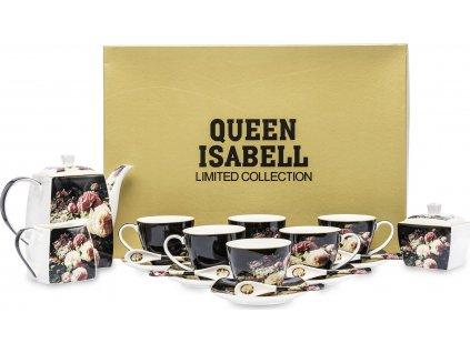 Kávová souprava z porcelánu 134042